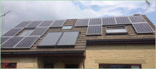 Solar PV & Solar Thermal Installation Yorkshire